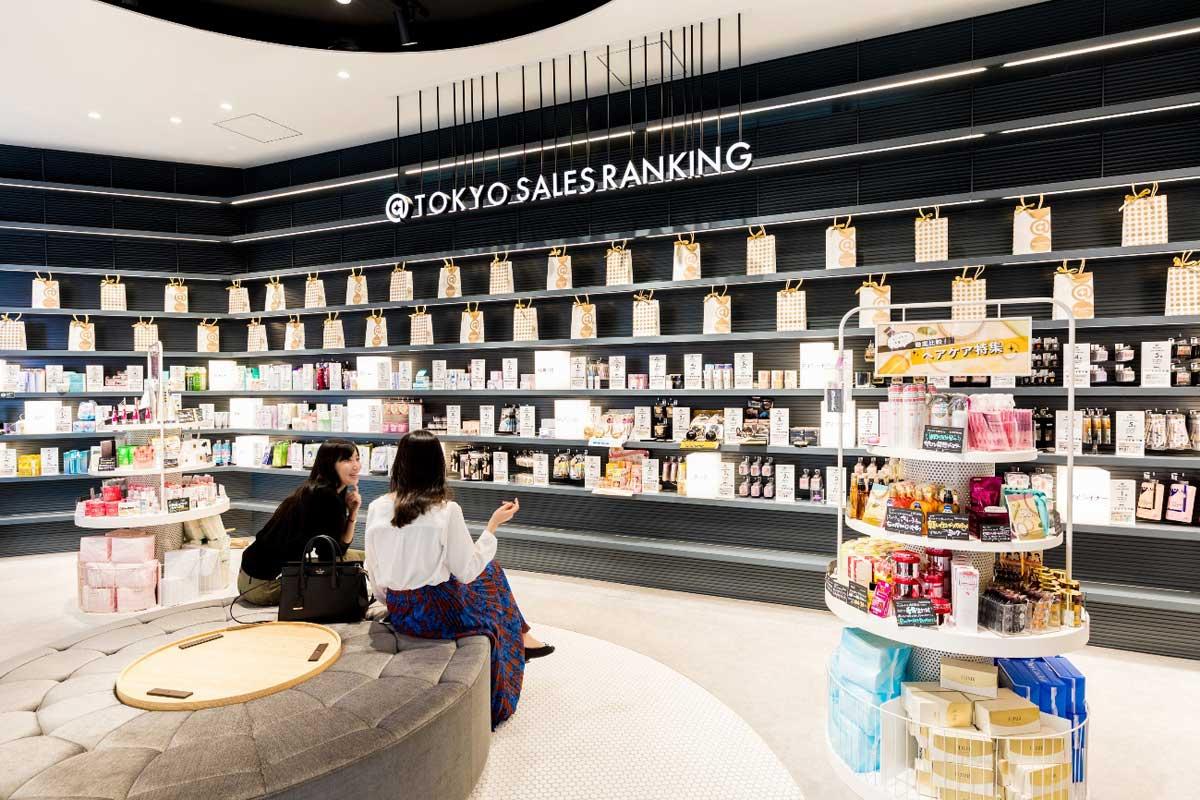 「コスメのテーマパーク」@cosme TOKYOがお客様から支持される理由 サムネイル画像
